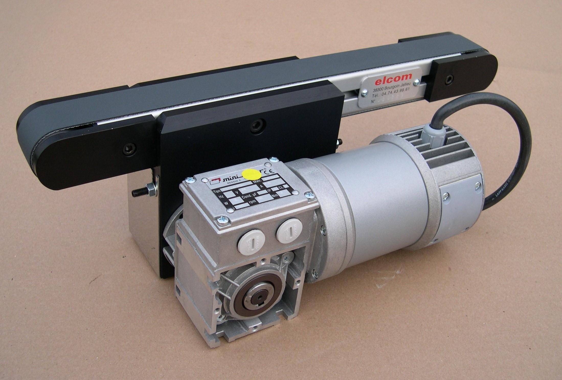 24V DC Gleichstromantrieb