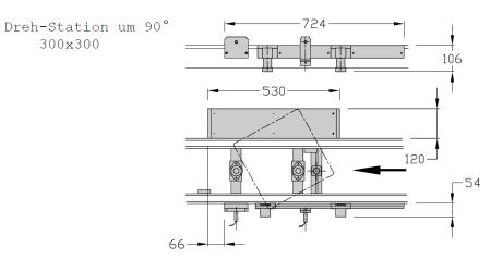 Drevorrichtung-90°-300