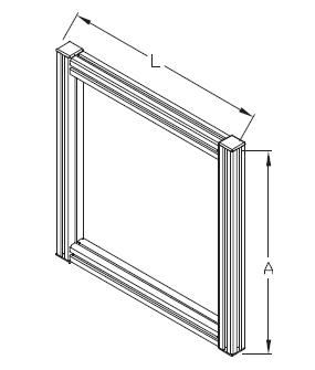 Oberseite Werkstuecktraeger Breiten 500-600-800-1000 TLM500