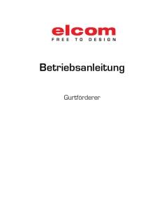 Betriebsanleitung_Gurtfoerderer