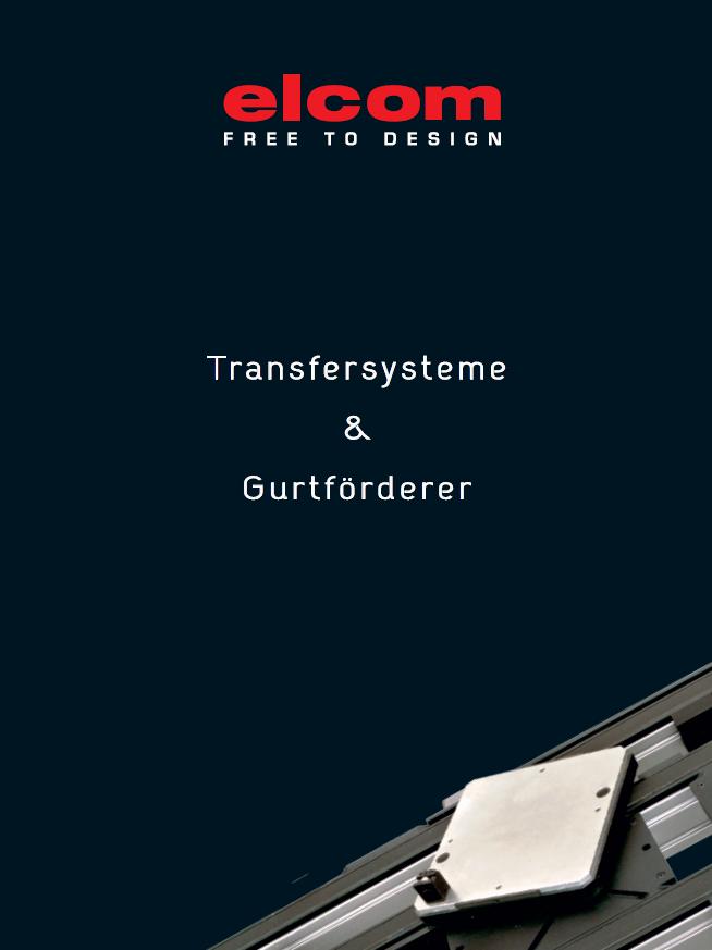 elcom Katalog 2017_Transfersysteme-Gurtfoerderer